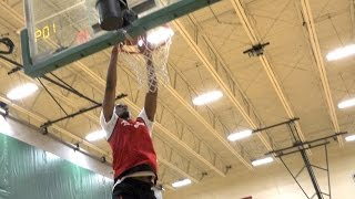 Billy Preston 4K Highlights - McDonald's All-American Practice