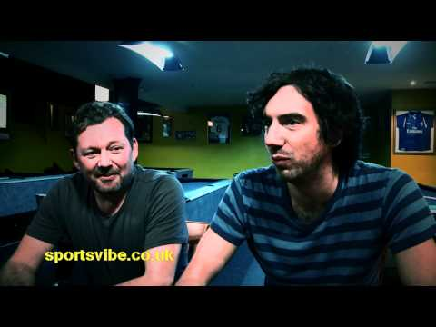Snow Patrol talk Football, Dundee & the early days