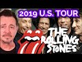 The Rolling Stones Announce 2019 'No Filter' U S  Stadium Tour