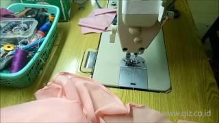 Video Tutorial Membuat Jilbab Sendiri (Part 2) - Khimar Double Layer MP3, 3GP, MP4, WEBM, AVI, FLV Oktober 2017
