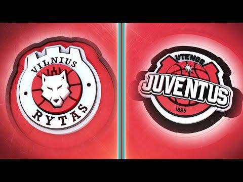 """""""Betsafe–LKL"""" rungtynių apžvalga: """"Rytas"""" - """"Juventus"""" [2020-09-19]"""