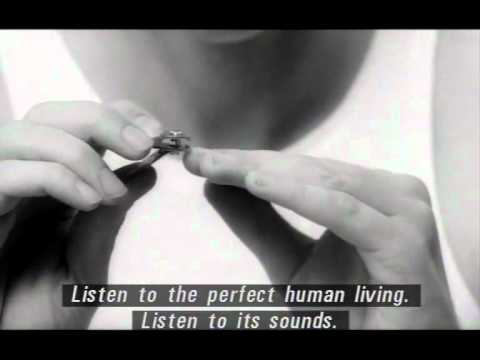 Art - The Perfect Human (Jorgen Leth, 1967)