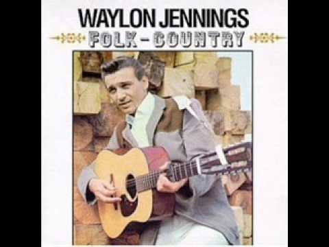Cindy of New Orleans - Waylon Jennings(1966 Folk Country).wmv