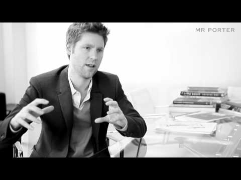Trench Coat - Mr Christopher Bailey, Chief Creative Officer of Burberry, on the trench coat Shop Burberry on MR PORTER at http://bit.ly/hYQStd.