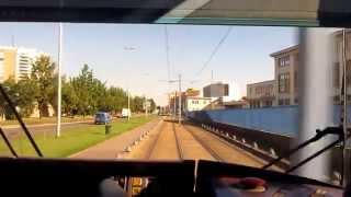 Drancy France  city photo : Tramway d'Île-de-France Ligne T1 Bobigny Libération - Drancy Avenir