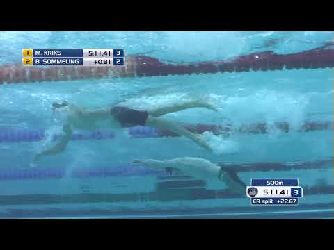 #33-2 - Men 800 m Freestyle - Swim Cup Eindhoven 2019