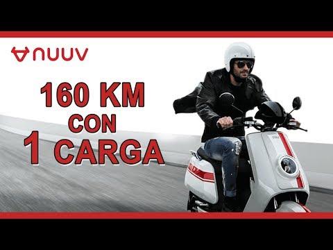 Nuuv irrumpe en el mercado automovilístico mexicano con su gamma de motos eléctricas