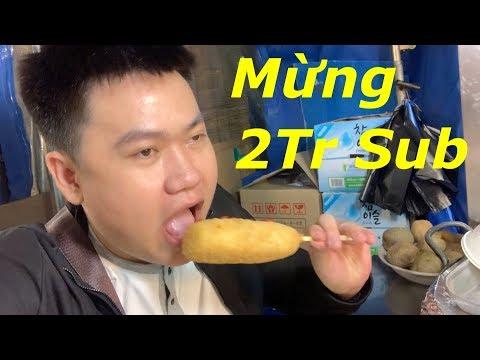 Ăn Mừng 2 Triệu Sub Ở Seoul Hàn Quốc - Tiền Zombie v4 - Thời lượng: 10:52.