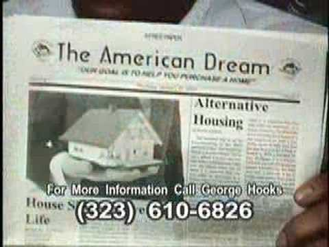 AMERICAN DREAM NEWSPAPER
