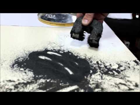 Уникальный магнитный песок Уреки