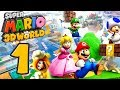 Let's Play Super Mario 3D World Part 1: Abenteuer im Feenland