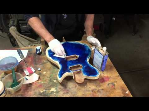Video Hand Rubbed Guitar Finish Part 3 Tinting Wood With Artist Oil Paints download in MP3, 3GP, MP4, WEBM, AVI, FLV January 2017