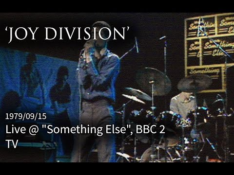 Joy Division – Transmission, Interview, She's Lost Control. BBC Complete.