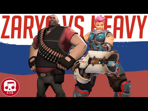 Zarya vs. Heavy Song by Jt Music