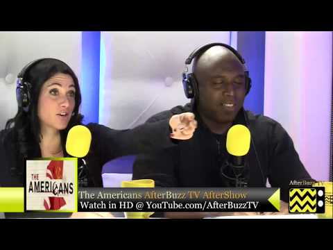 """The Americans  After Show  Season 1 Episode 6 """"Trust Me"""" 