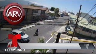 Imprudencia fatal dejó a un motociclista muerto | Al Rojo Vivo | Telemundo