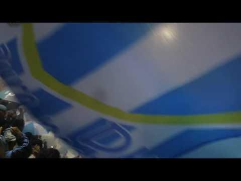 Atlético Tucumán 3 S.Martin de San Juan 2 - recibimiento al equipo - La Inimitable - Atlético Tucumán