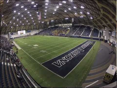 NAU Football Game in 30 seconds by NAU-TV