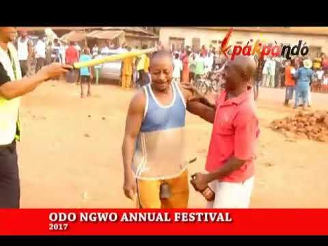 EXCLUSIVE IGBO CULTURE: ODO NGWO, ENUGU ANNUAL CULTURAL HERITAGE FESTIVAL | KPAKPANDO TV