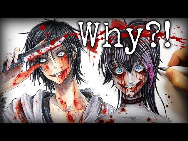 Why-do-i-draw-creepypasta