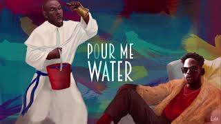 Video Mr Eazi - Pour Me Water (Official Full Stream) MP3, 3GP, MP4, WEBM, AVI, FLV Januari 2019
