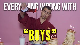 "Everything Wrong With CharliXCX - ""Boys"