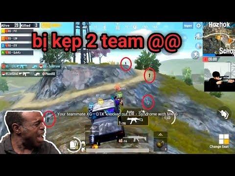 PUBG Mobile - Tình Huống Giải Vây 2 Team Để Cứu Đồng Đội | Clear Team Cuối Cực Ngầu :v - Thời lượng: 11:31.