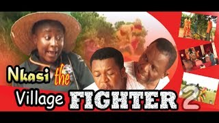 Nkasi the Village Fighter Nigerian Movie [Part 2] - Ini Edo