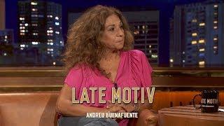 LATE MOTIV - Lolita Flores.