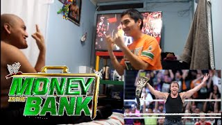 Nonton Wwe Dean Ambrose  Cashes In Money In The Bank 2016 Live Reaction Film Subtitle Indonesia Streaming Movie Download