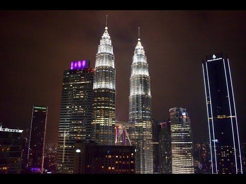 VIDEO: Grand Hyatt Kuala Lumpur – Suite