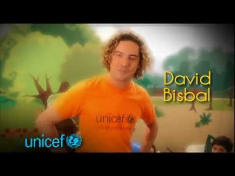 DAVID BISBAL - UNICEF (Productos Ecuador)