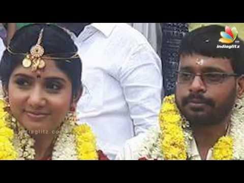 Joker-Director-Director-Raju-Murugan-tied-the-knot-with-VJ-Hema-Sinha-Private-Wedding-Marriage