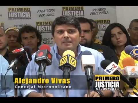 Primero Justicia: Jesse Chacón debe renunciar ante su incapacidad para resolver la crisis eléctrica