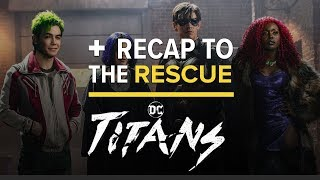 'Titans' Episode 1x02 Easter Eggs and DC Comics References - Recap to the Rescue by Comicbook.com