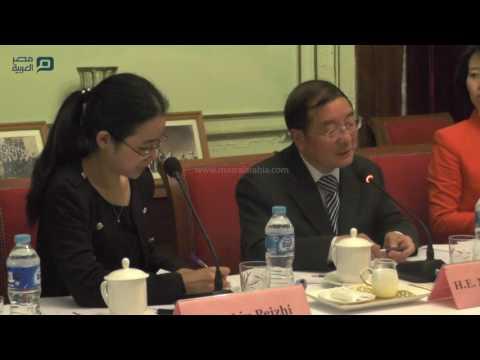 مصر العربية | السفير الصيني بالقاهرة: مصر والسعودية ركائز مبادرة