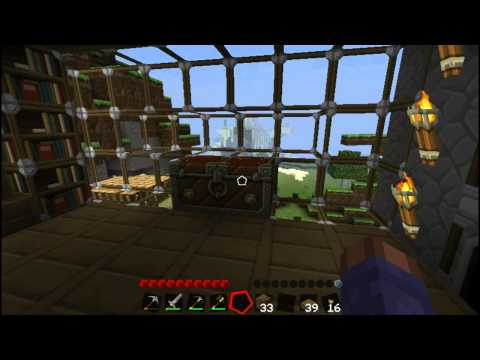 """The Minecraft Odyssey - """"Episode 6 - I Have To Go For My Lunch Now..."""""""