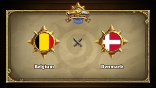 DMK vs BEL, game 1