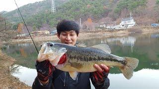 """아프리카티비 검색창에 """"싸배"""" 검색 후 생방송도 많이 시청해주세요~ KOREA BASS ANGLER LUNKER HIT VIDEO!!"""