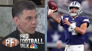 Dallas Cowboys' front four can disrupt Los Angeles Rams' offense | Pro Football Talk | NBC Sports