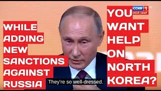Video Putin On Washington Asking For Russian Help: Americans Are Interesting Folks MP3, 3GP, MP4, WEBM, AVI, FLV Februari 2019