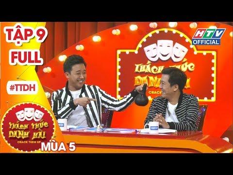 THÁCH THỨC DANH HÀI | Rap Con Heo của nữ thí sinh khiến Giang - Thành ngỡ ngàng | TTDH #9 MÙA 5 FULL - Thời lượng: 1:01:34.