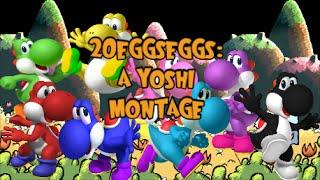 20EggsEggs: A Smash 4 Yoshi Montage