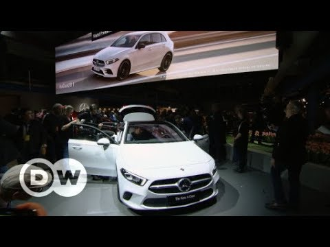 Mercedes A-Klasse - Vierte Generation | DW Deutsch