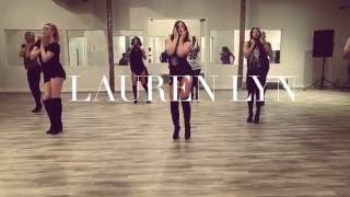 Video LAUREN LYN HEELS CHOREOGRAPHY