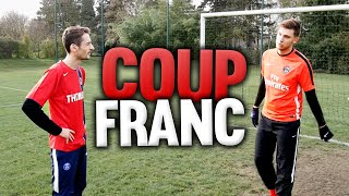 Video COUP FRANC | DÉFI TECHNIQUE #5 MP3, 3GP, MP4, WEBM, AVI, FLV Mei 2017