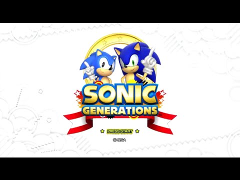 Sonic Generations (hd) Playthrough ~longplay~