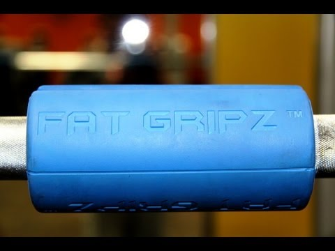 Fat Gripz Fitness Product Review – 9.5/10