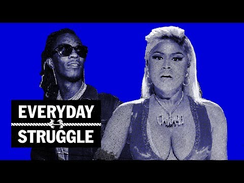 Nicki Minaj Having a Breakdown Over Sales? Thug's 'Slime Language' Review | Everyday Struggle