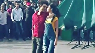 Video Ranbir Kapoor & Katrina Kaif's Song Shooting For Jagga Jasoos LEAKED MP3, 3GP, MP4, WEBM, AVI, FLV April 2017